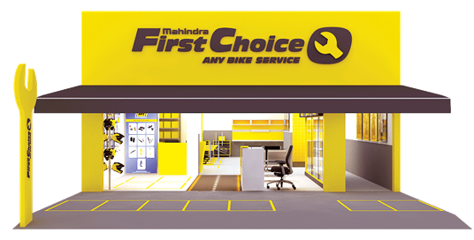 Mahindra First Choice Services - workshop