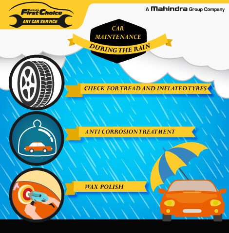 Car Maintenance - Mahindra First Choice Services